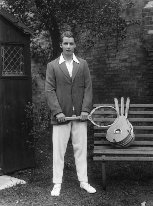 Bunny Austin, by Bassano Ltd, 30 April 1926 - NPG x18833 - © National Portrait Gallery, London