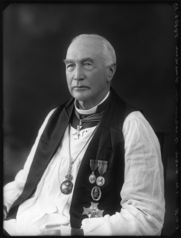 Arthur Foley Winnington-Ingram, by Bassano Ltd, 1 June 1931 - NPG x21910 - © National Portrait Gallery, London