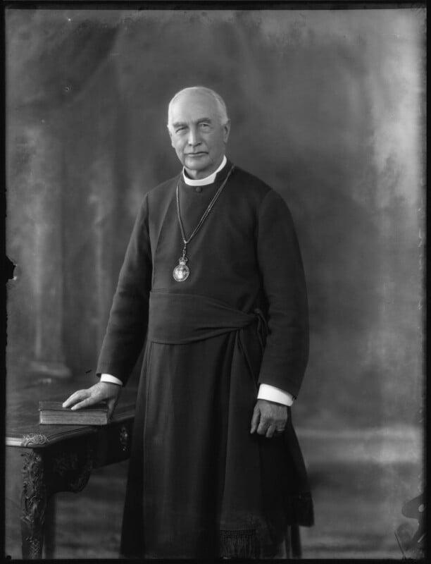 Arthur Foley Winnington-Ingram, by Bassano Ltd, 1 June 1931 - NPG x21914 - © National Portrait Gallery, London