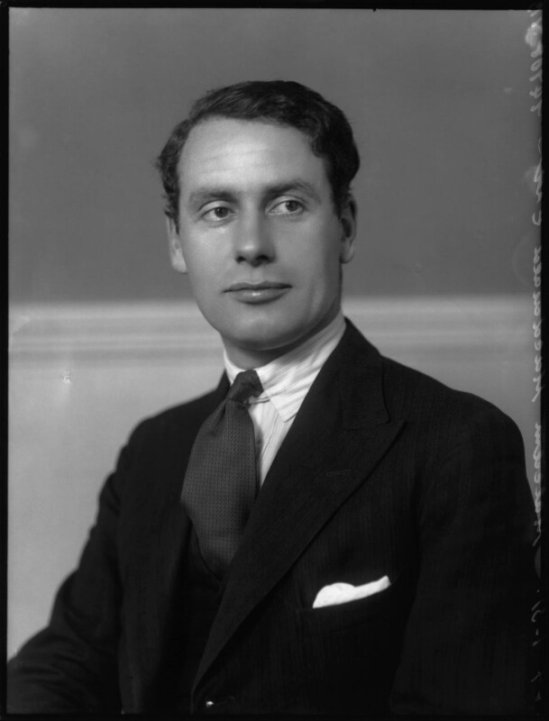 Malcolm John MacDonald, by Bassano Ltd, 29 September 1931 - NPG x34463 - © National Portrait Gallery, London