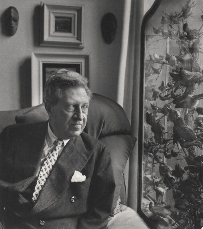 Sir Osbert Sitwell, by Cecil Beaton, 2 May 1953 - NPG x14208 - © Cecil Beaton Studio Archive, Sotheby's London