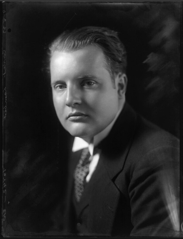 Constant Lambert, by Bassano Ltd, 9 May 1933 - NPG x81191 - © National Portrait Gallery, London