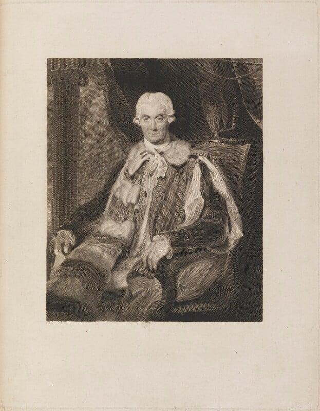 Thomas Thynne, 1st Marquess of Bath, by James Heath, after  Sir Thomas Lawrence, (circa 1795) - NPG D14804 - © National Portrait Gallery, London