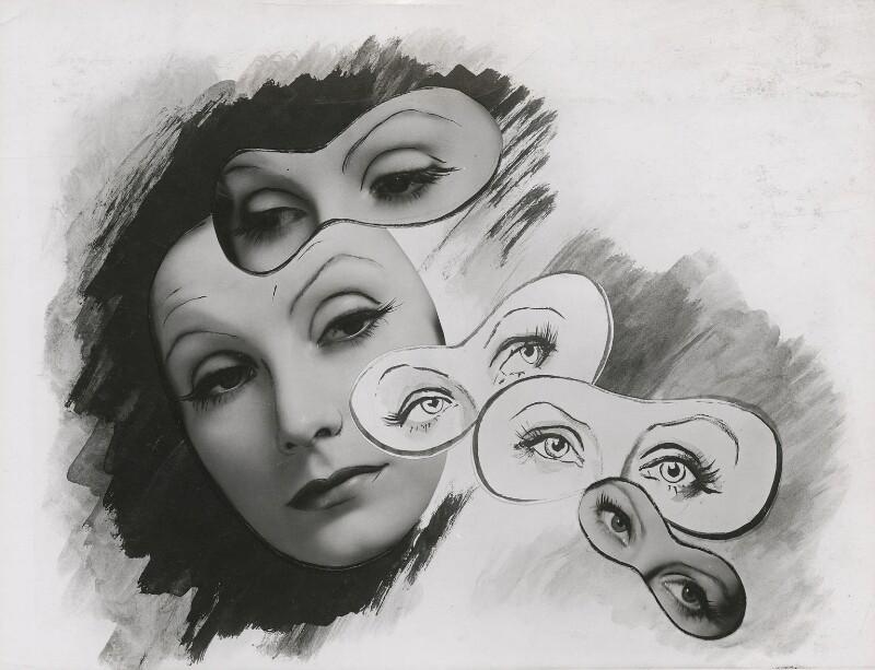 Greta Garbo, by Cecil Beaton, 1937 - NPG x40156 - © National Portrait Gallery, London