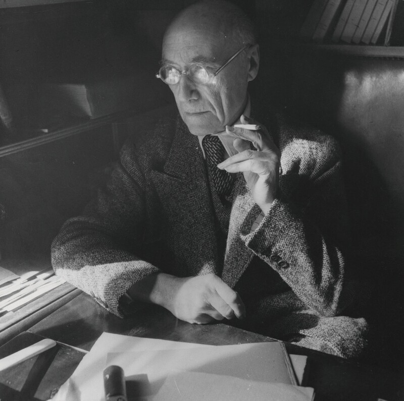 André Gide, by Cecil Beaton, 1946 - NPG x40157 - © Cecil Beaton Studio Archive, Sotheby's London