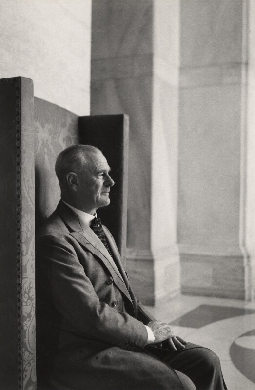 Archibald Percival Wavell, 1st Earl Wavell, by Cecil Beaton, 1944 - NPG x14237 - © Cecil Beaton Studio Archive, Sotheby's London
