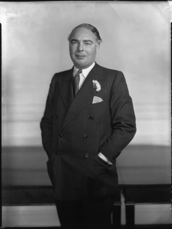 Leslie Hore-Belisha, Baron Hore-Belisha, by Bassano Ltd, 4 June 1935 - NPG x34634 - © National Portrait Gallery, London