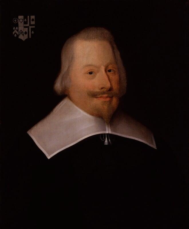 John Pym, by or after Edward Bower, circa 1640 - NPG 6650 - © National Portrait Gallery, London