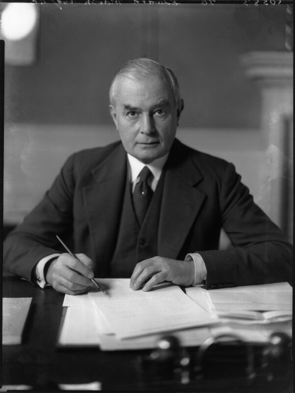 Sir Edward Howard Marsh, by Bassano Ltd, 11 December 1935 - NPG x81259 - © National Portrait Gallery, London