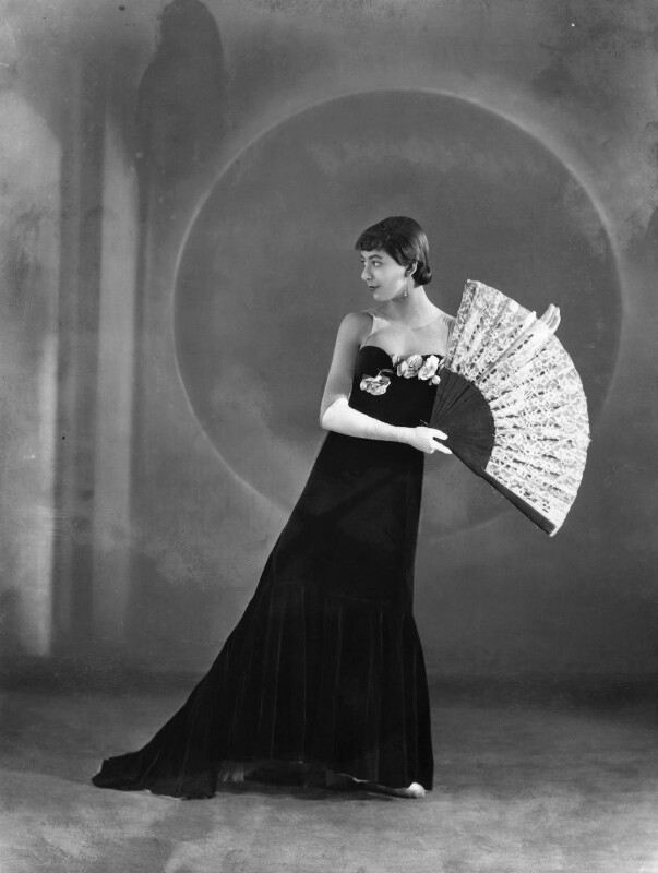 Margot Fonteyn, by Bassano Ltd, 1936 - NPG x19230 - © National Portrait Gallery, London