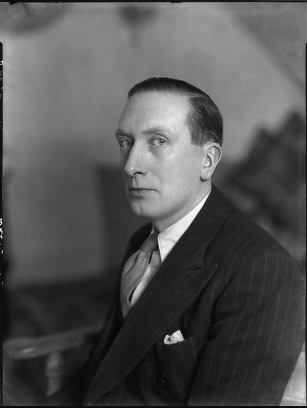 Sir William Turner Walton, by Bassano Ltd, 3 April 1937 - NPG x81195 - © National Portrait Gallery, London