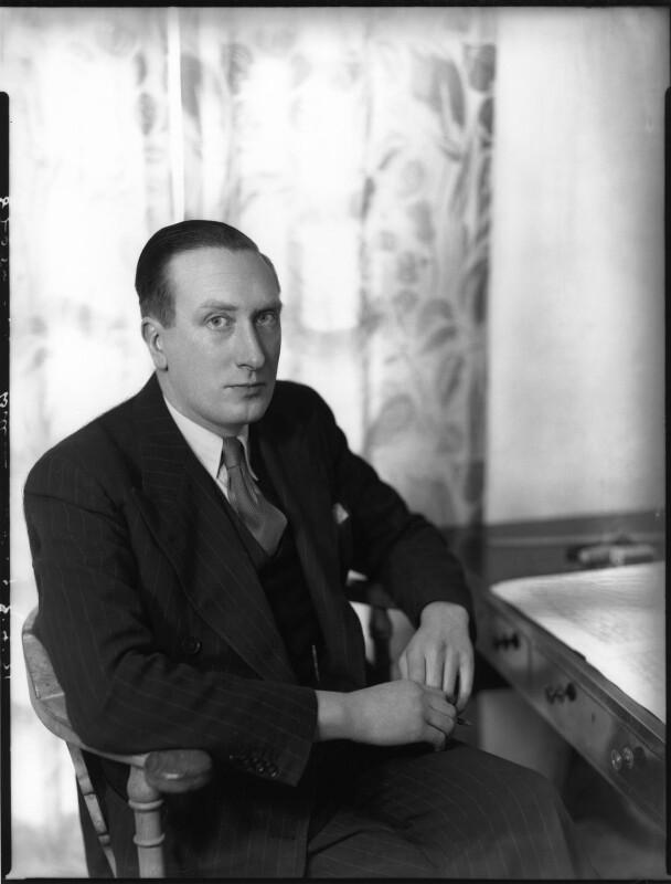 Sir William Turner Walton, by Bassano Ltd, 3 April 1937 - NPG x81196 - © National Portrait Gallery, London