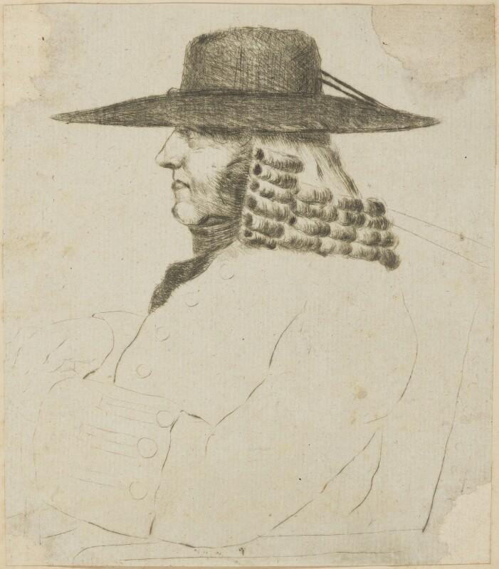 John Byrom, by Dorning Rasbotham, mid 18th century - NPG D18109 - © National Portrait Gallery, London