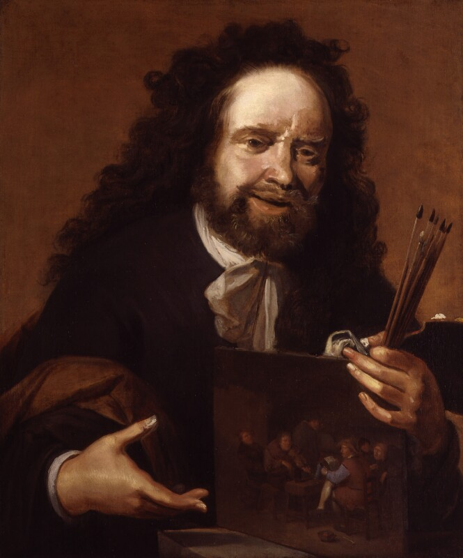Egbert van Heemskerck the Elder, by Egbert van Heemskerck the Elder, circa 1680-1685 -NPG 6651 - © National Portrait Gallery, London