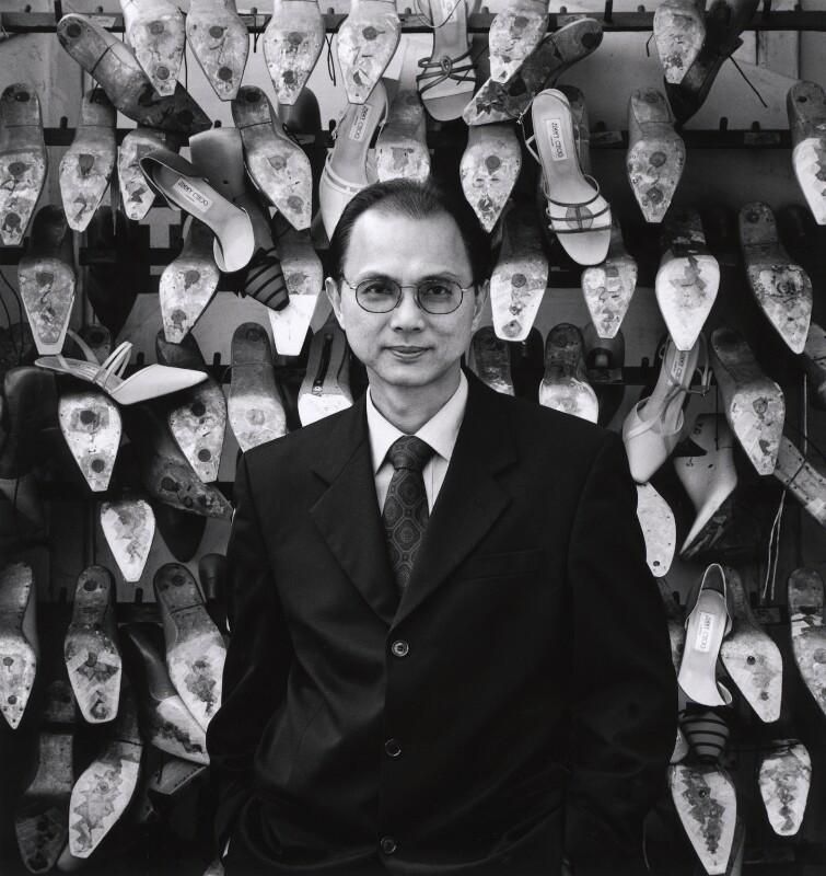 Jimmy Choo, by Bronwyn Kidd, 31 October 1997 - NPG x87336 - © Bronwyn Kidd