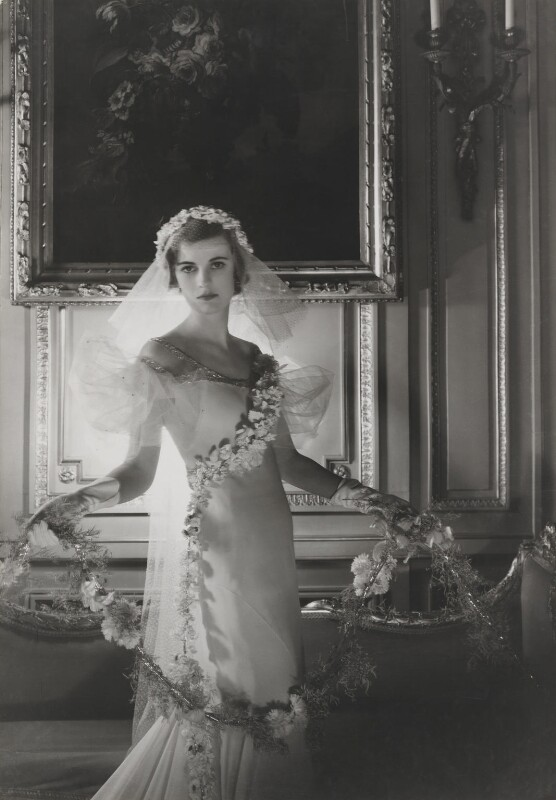 (Ethel) Margaret Campbell (née Whigham), Duchess of Argyll, by Cecil Beaton, January 1933 - NPG x29856 - © Cecil Beaton Studio Archive, Sotheby's London