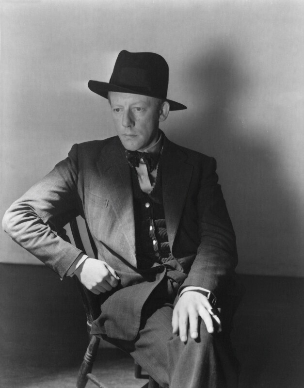 Alan Rawsthorne, by Cecil Beaton, 1948 - NPG x14186 - © Cecil Beaton Studio Archive, Sotheby's London
