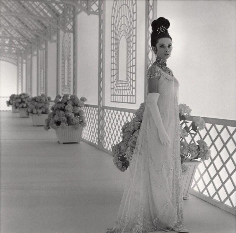 Audrey Hepburn, by Cecil Beaton, 1963 - NPG x14016 - © Cecil Beaton Studio Archive, Sotheby's London