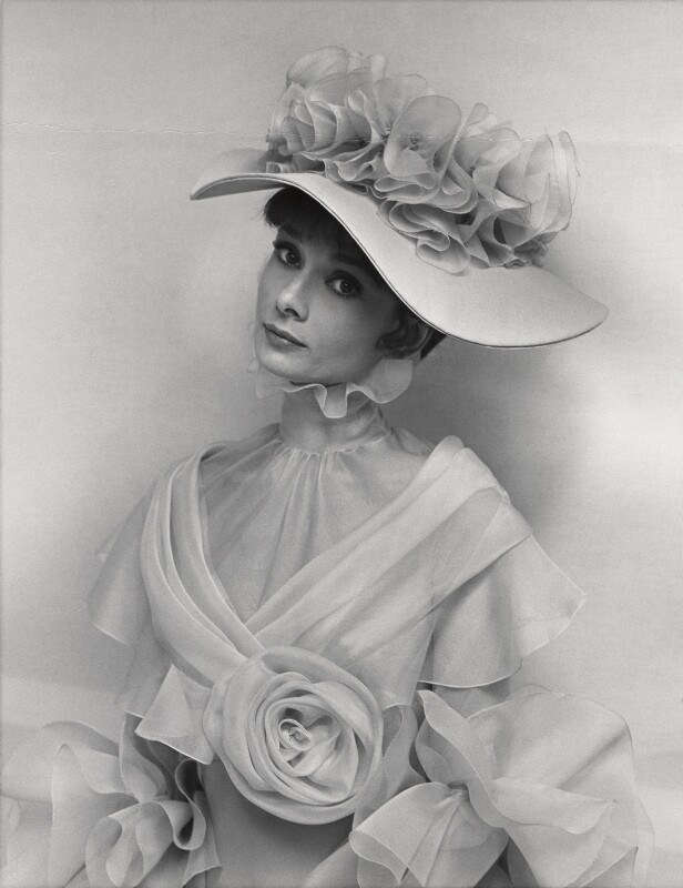 Audrey Hepburn, by Cecil Beaton, 1963 - NPG x14033 - © Cecil Beaton Studio Archive, Sotheby's London