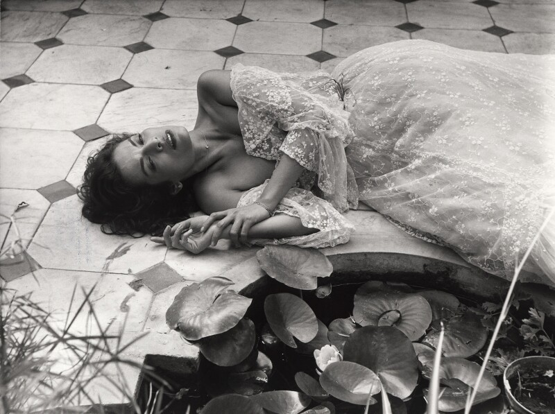 Bianca Jagger, by Cecil Beaton, 1978 - NPG x40230 - © Cecil Beaton Studio Archive, Sotheby's London