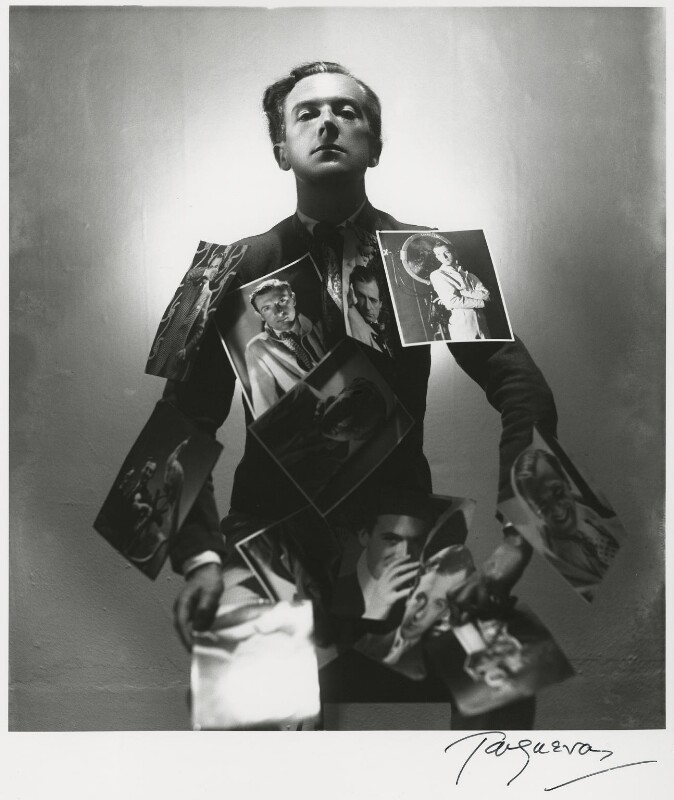 Cecil Beaton, by Paul Tanqueray, 1937 - NPG x44847 - © estate of Paul Tanqueray