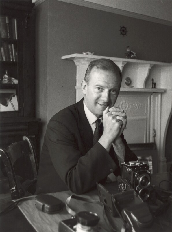 Bob Collins, by Bob Collins, 1963 - NPG x126181 - © estate of Bob Collins / National Portrait Gallery, London