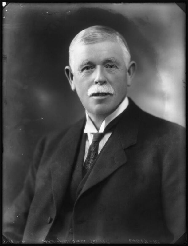 Sir Henry Haydn Jones, by Bassano Ltd, 8 October 1924 - NPG x122939 - © National Portrait Gallery, London