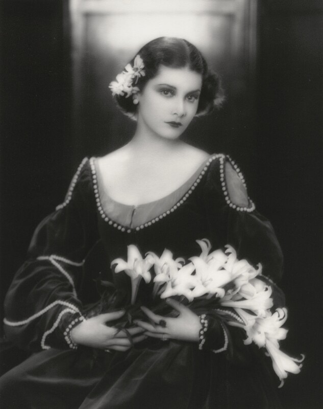 Pearl Argyle, by Paul Tanqueray, 1933 - NPG x7241 - © estate of Paul Tanqueray