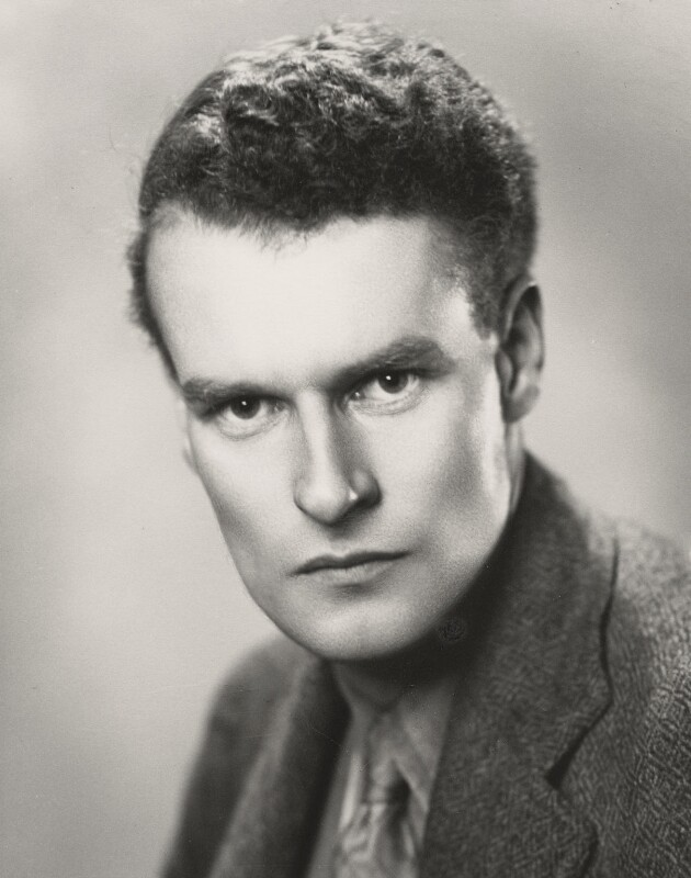 Anthony Asquith, by Paul Tanqueray, 1932 - NPG x7245 - © estate of Paul Tanqueray