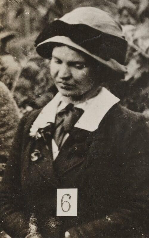 Jane Short, by Criminal Record Office, 1914 - NPG x45554 - © National Portrait Gallery, London