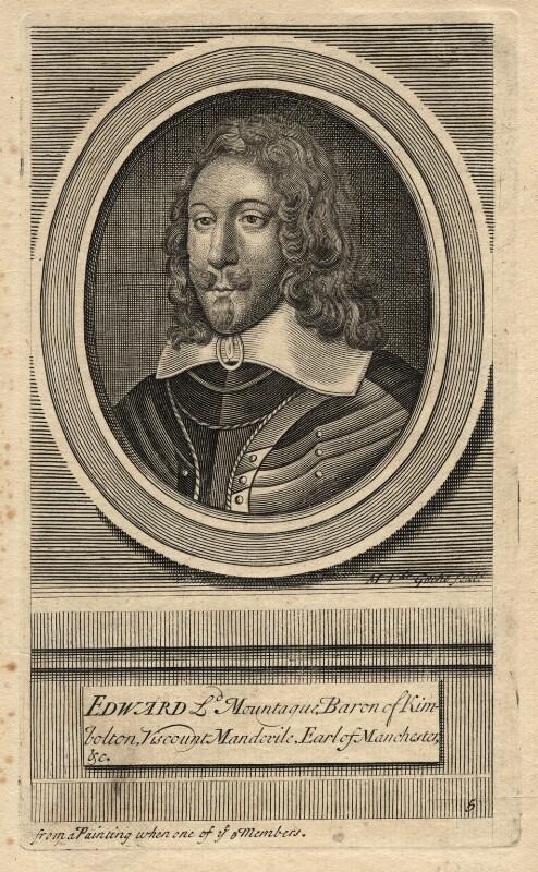 Edward Montagu, 2nd Earl of Manchester, by Michael Vandergucht, 1713 - NPG D18329 - © National Portrait Gallery, London