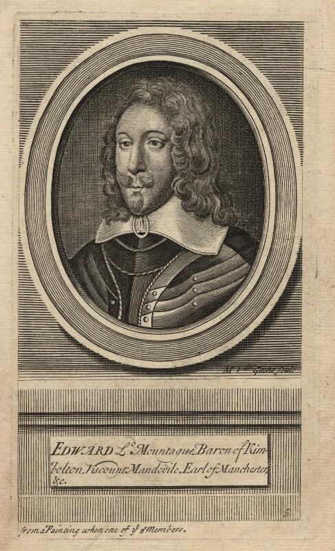 Edward Montagu, 2nd Earl of Manchester, by Michael Vandergucht, 1713 - NPG D18330 - © National Portrait Gallery, London