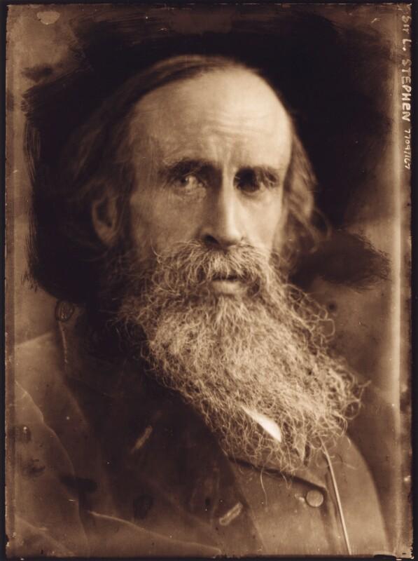 Sir Leslie Stephen, by George Charles Beresford, 1902 - NPG x6596 - © National Portrait Gallery, London