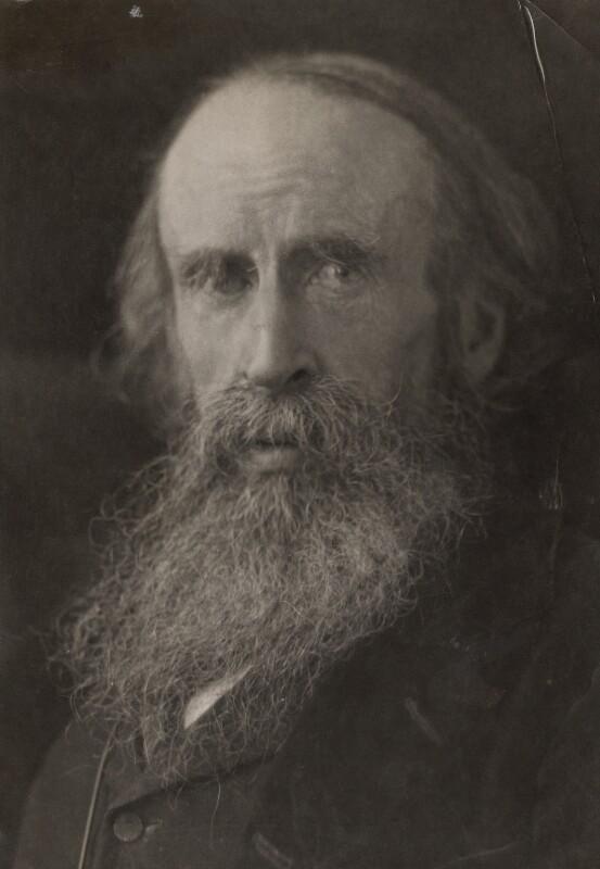 Sir Leslie Stephen, by George Charles Beresford, 1902 - NPG x12918 - © National Portrait Gallery, London
