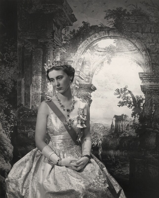 Princess Marina, Duchess of Kent, by Cecil Beaton, 1939 - NPG x21151 - © V&A Images