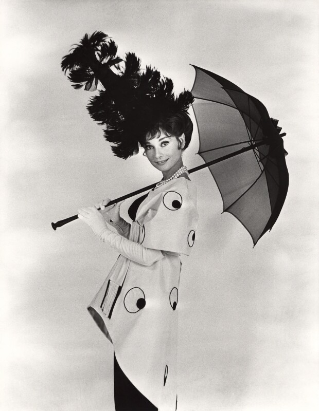 Audrey Hepburn, by Cecil Beaton, 1963 - NPG x40168 - © Cecil Beaton Studio Archive, Sotheby's London