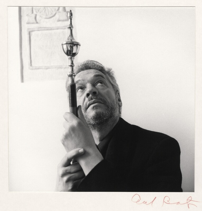 Paul Schofield, by Cecil Beaton, 1972 - NPG x14201 - © Cecil Beaton Studio Archive, Sotheby's London