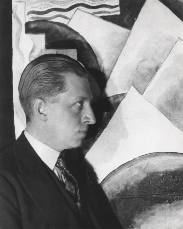 Sir Osbert Sitwell, by Cecil Beaton, 1926 - NPG x40367 - © Cecil Beaton Studio Archive, Sotheby's London