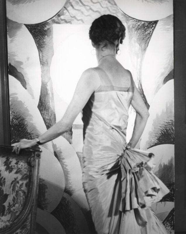 Margaret Emma Alice ('Margot') Asquith (née Tennant), Countess of Oxford and Asquith, by Cecil Beaton, 1927 - NPG x40318 - © Cecil Beaton Studio Archive, Sotheby's London