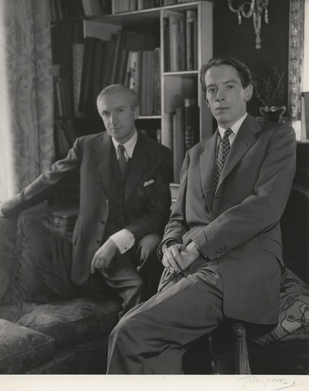 Cecil Beaton; Kenneth Peacock Tynan, by Paul Tanqueray, 1953 - NPG x40488 - © estate of Paul Tanqueray