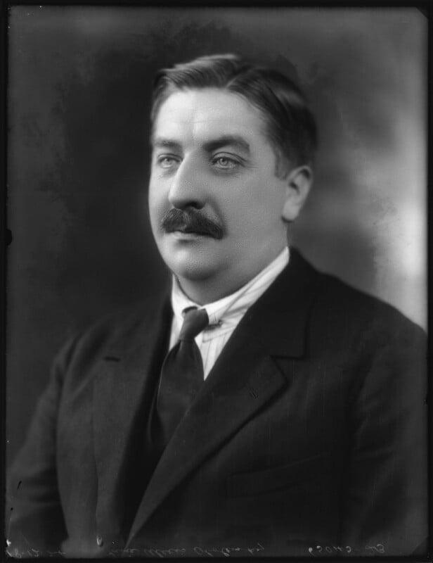 Prince Alexis Obolensky, by Bassano Ltd, 18 December 1924 - NPG x123095 - © National Portrait Gallery, London