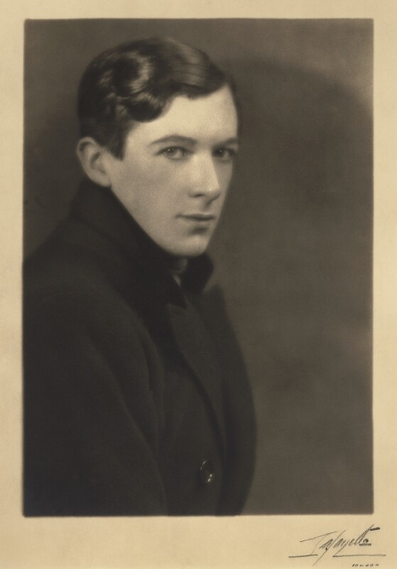 Cecil Beaton, by Lafayette (Lafayette Ltd), 1920s - NPG x30312 - © National Portrait Gallery, London
