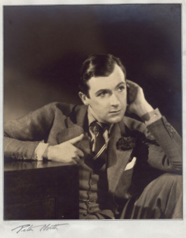 Cecil Beaton, by Peter North, 1920s - NPG x30322 - © National Portrait Gallery, London