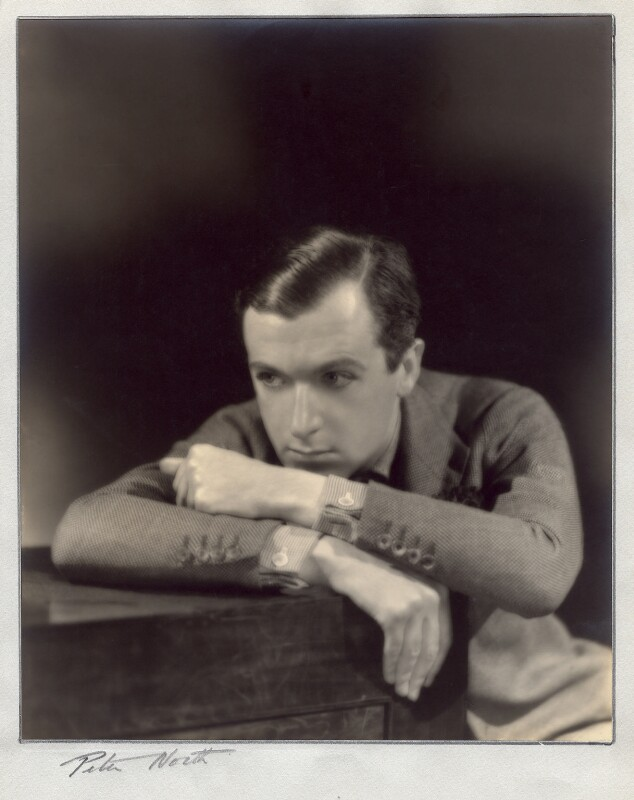 Cecil Beaton, by Peter North, 1920s - NPG x30327 - © National Portrait Gallery, London