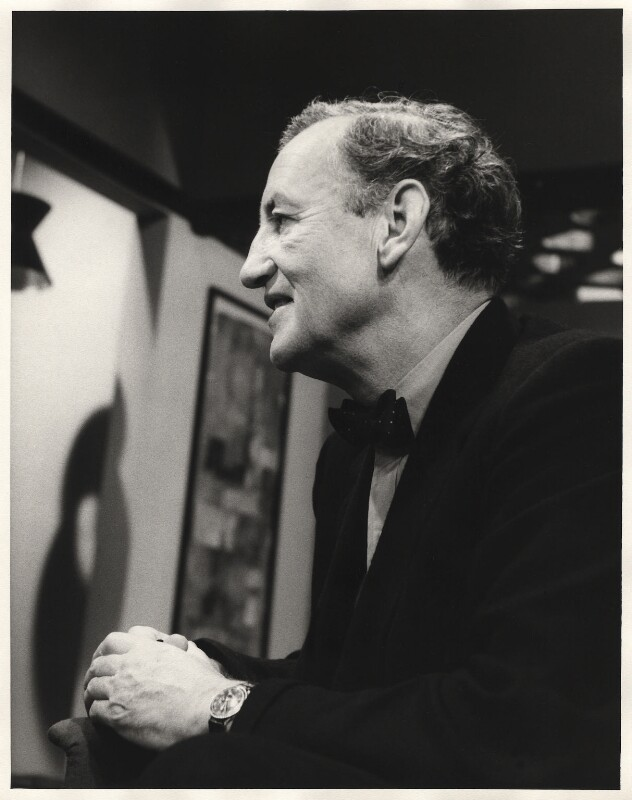 Ian Fleming, by Mark Gerson, 1961 - NPG x13371 - © Mark Gerson / National Portrait Gallery, London