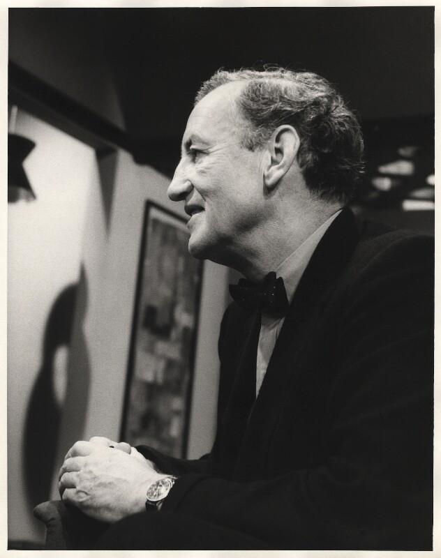 Ian Fleming, by Mark Gerson, 1961 - NPG x13371 - © Mark Gerson / National Portrait Gallery, London