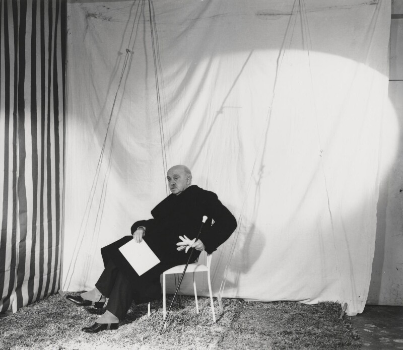 Sir Max Beerbohm, published by Cecil Beaton, 1937 - NPG x40016 - © Cecil Beaton Studio Archive, Sotheby's London
