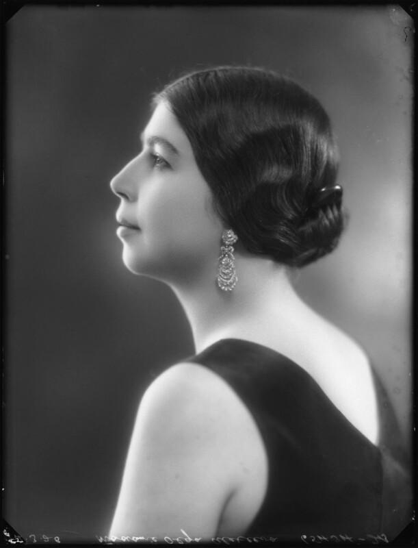 Madame Olga Alexeeva, by Bassano Ltd, 24 March 1925 - NPG x123234 - © National Portrait Gallery, London