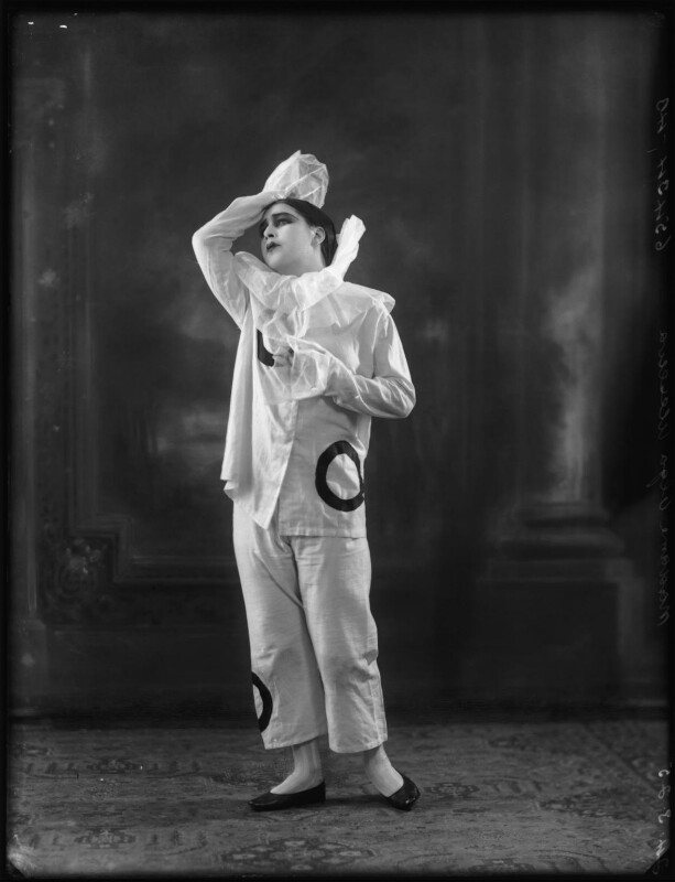 Madame Olga Alexeeva, by Bassano Ltd, 24 March 1925 - NPG x123236 - © National Portrait Gallery, London