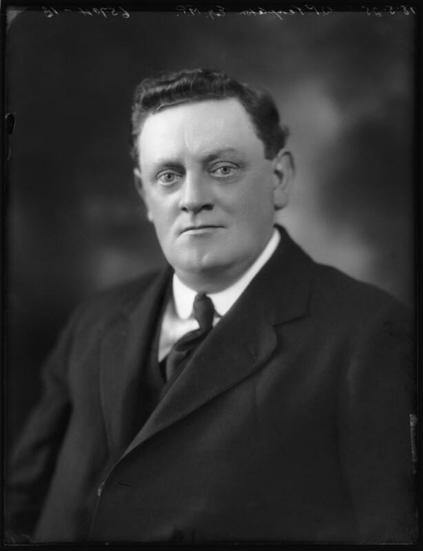 William Paterson Templeton, by Bassano Ltd, 18 May 1925 - NPG x123314 - © National Portrait Gallery, London